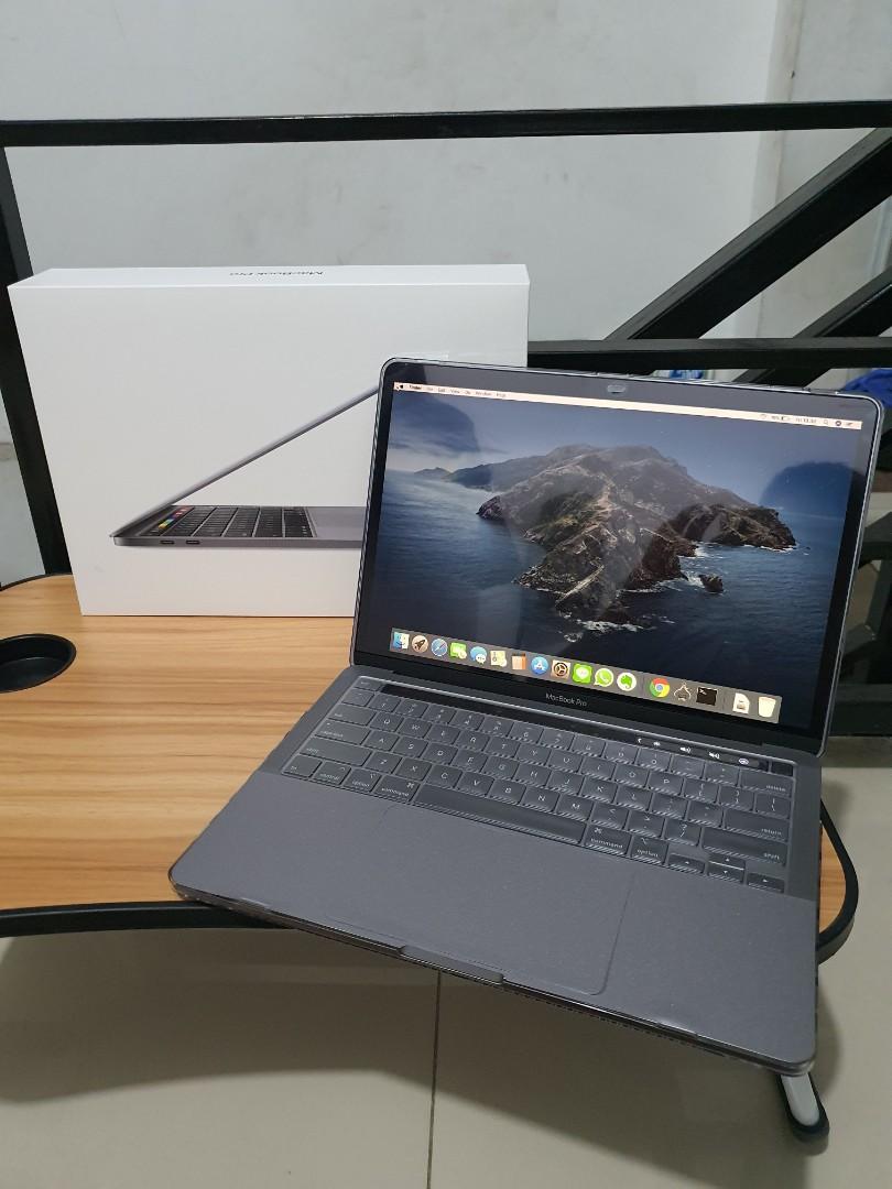 """Macbook pro 2020 MXK32ID touchbar 13"""" 1.4GHz i5 8GB 256GB"""