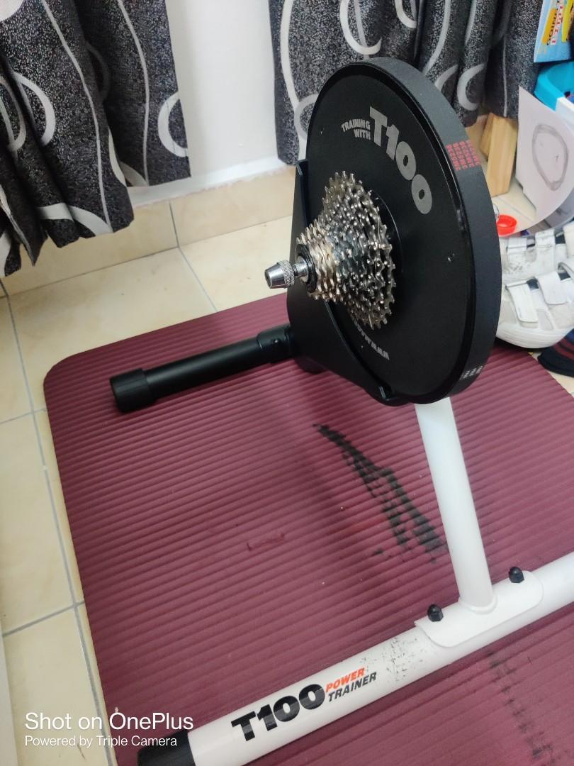 Magene t100 indoor bicycle trainer