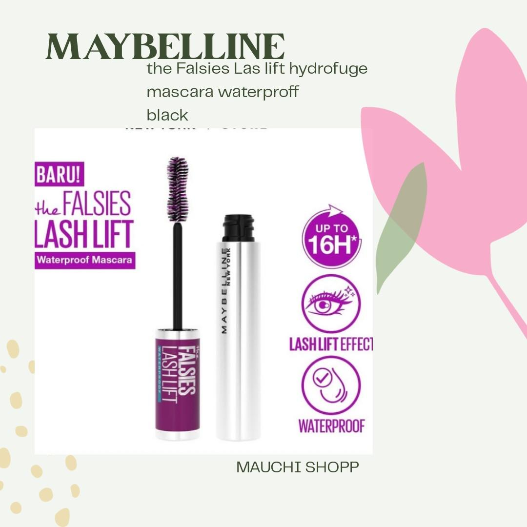 #oktoberovo Maybeline the falsies lash lift mascara
