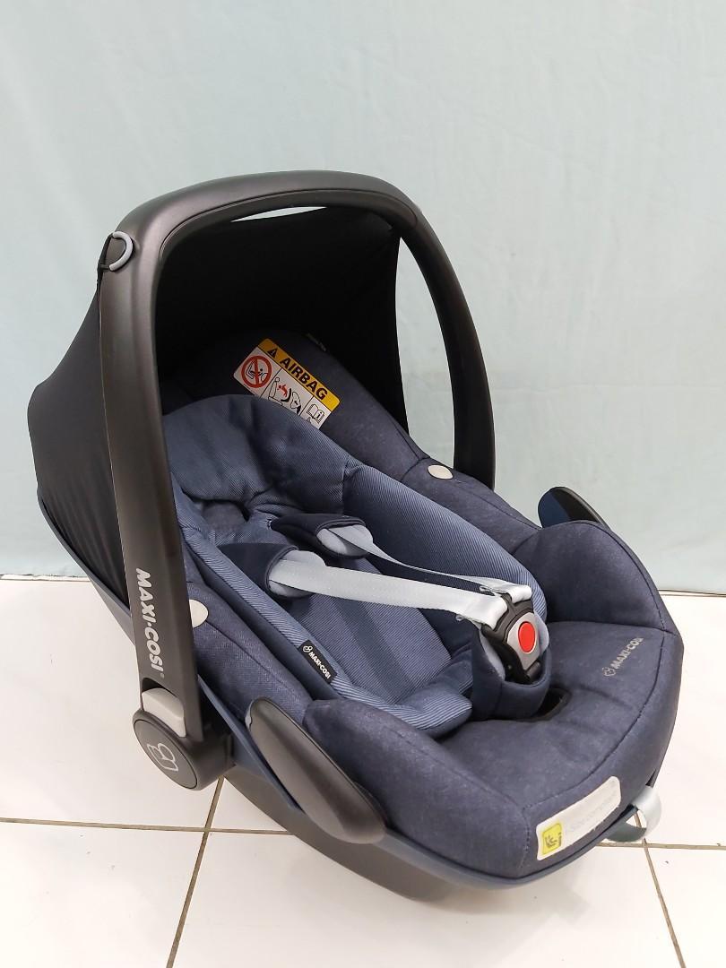 Maxi Cosi Pebble Plus 提籃式安全座椅