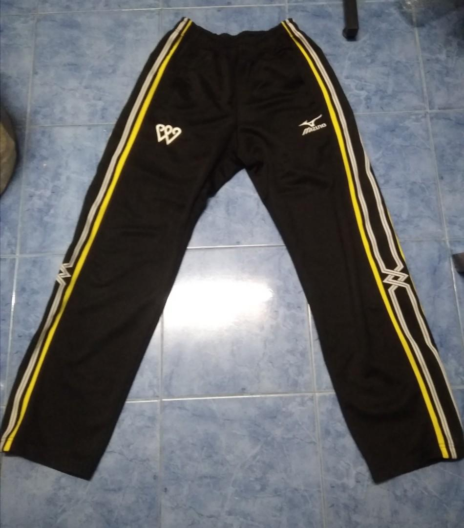 MIZUNO TRACKSUIT TRACK SUIT SIDE TAPE PANTS