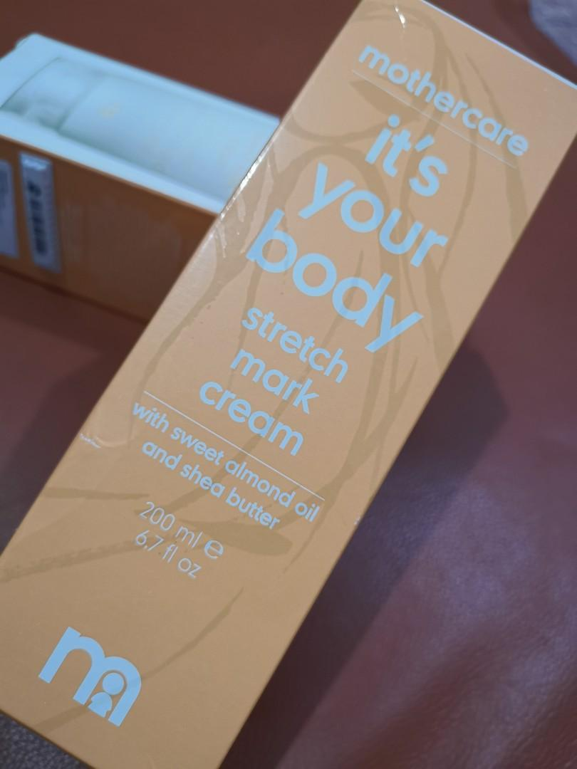 Mothercare - It's your body stretch mark cream