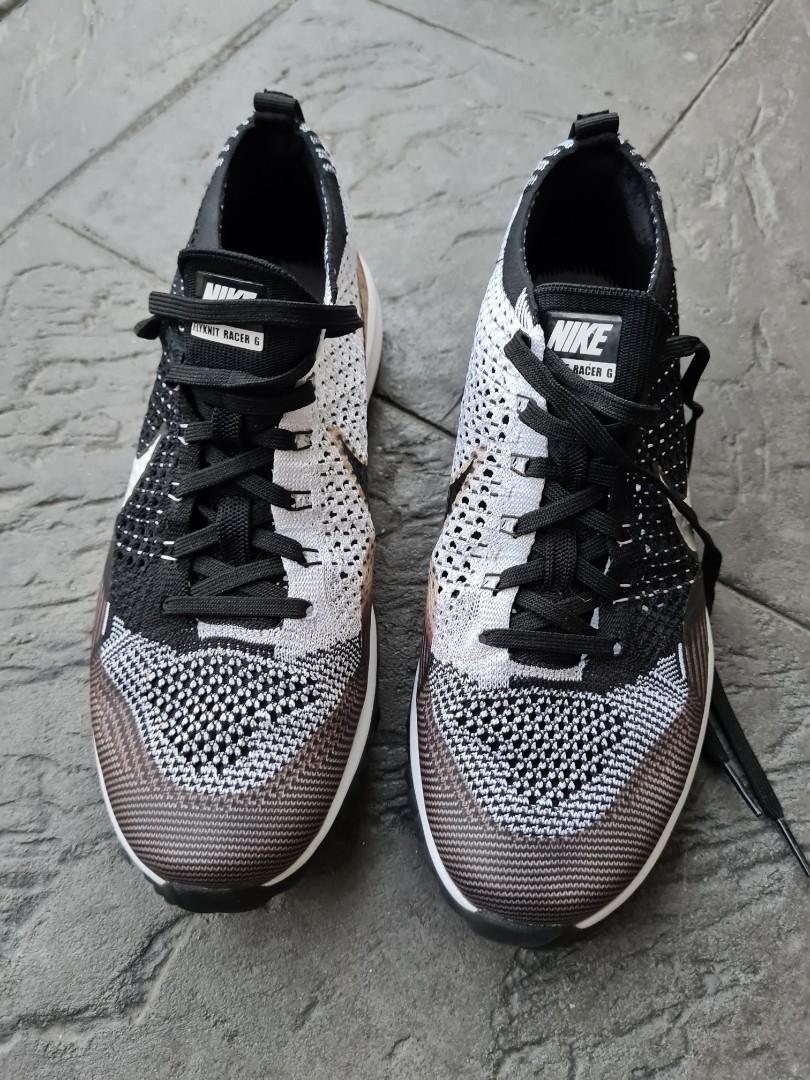 Nike Flyknit Racer G Cleat