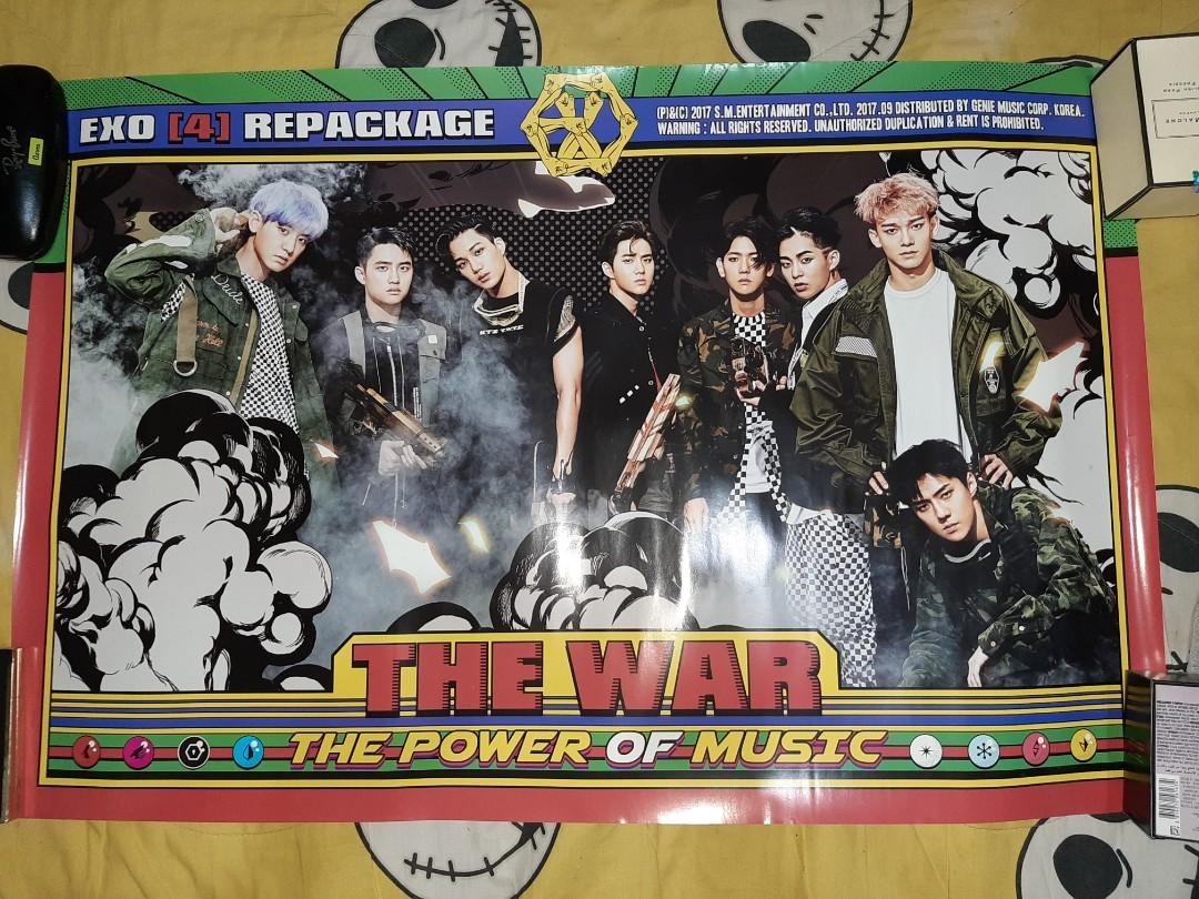 Official Poster EXO