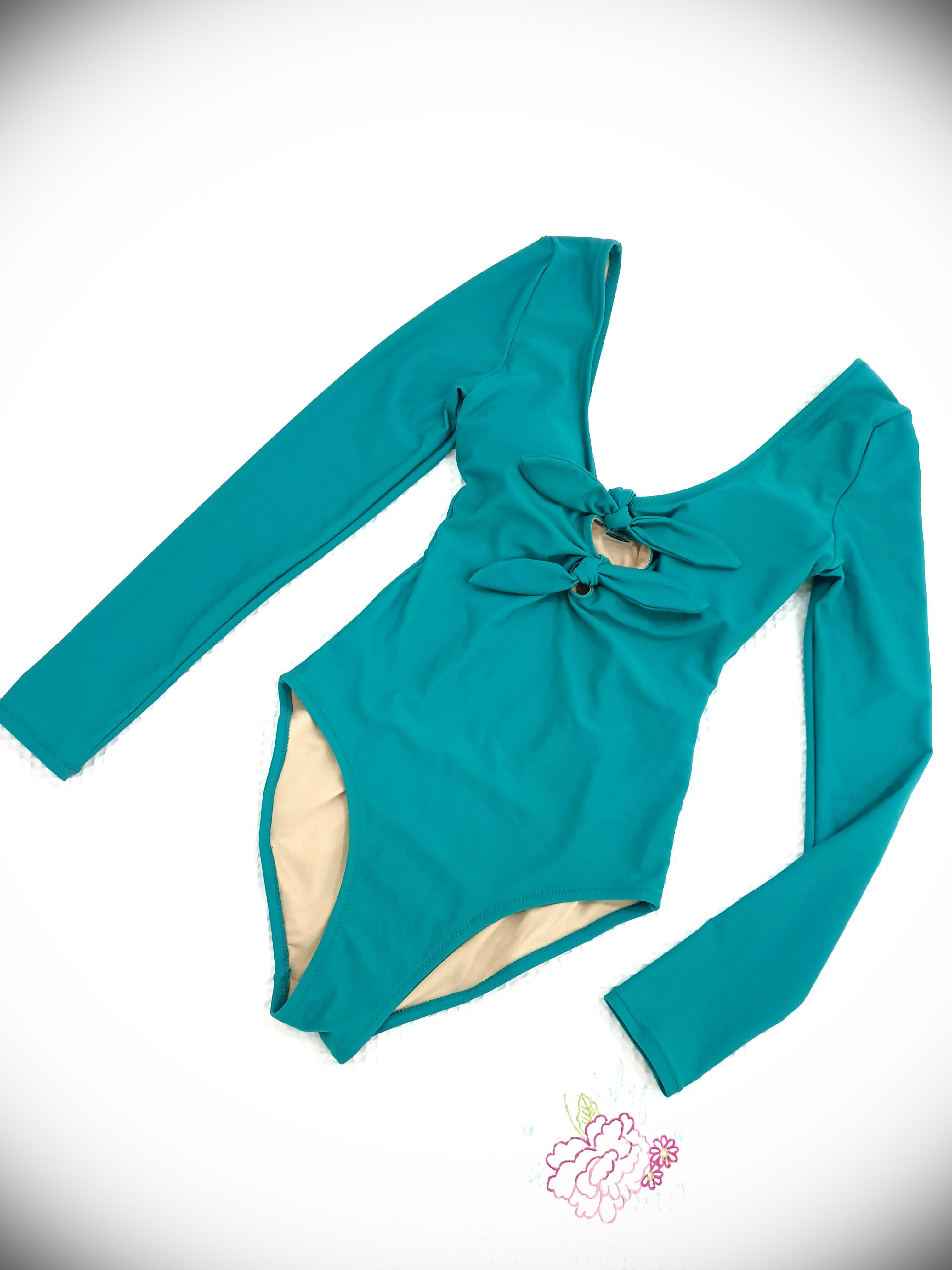 Old Navy®️ Swimming Suit in teal XS