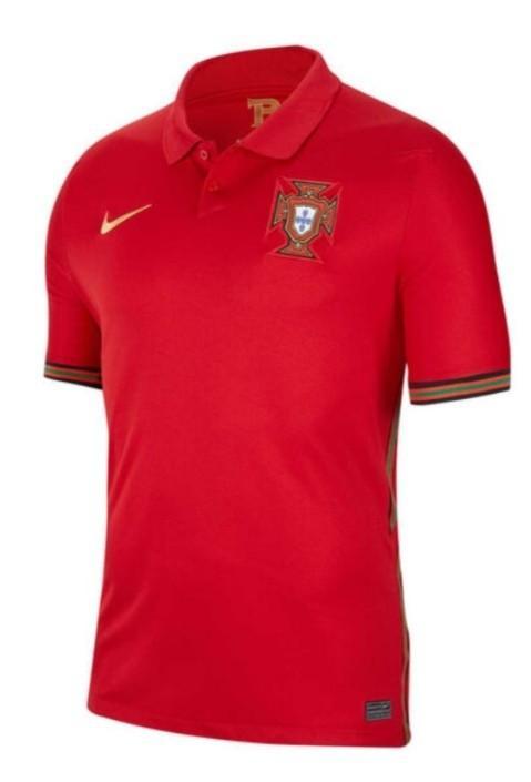 Original, Size L, Portugal 2020 home Jersey jersi