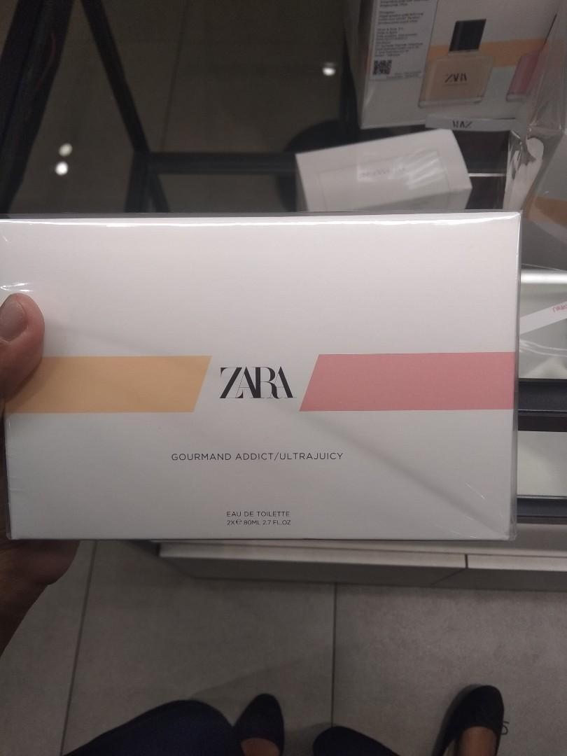 Parfum Zara Gourmand addict dan zara ultra juicy