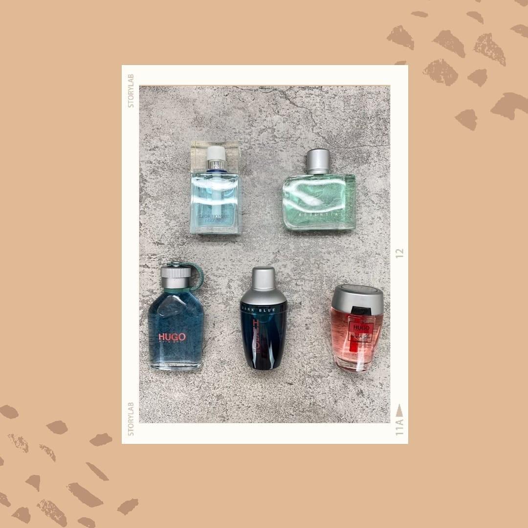 Parfume Pria Travel Size Promo