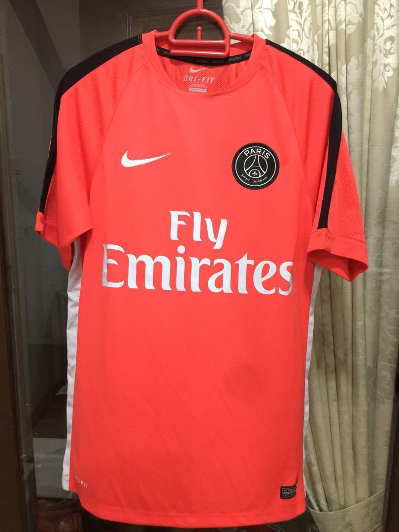 Paris Saint Germain PSG Training Jersey