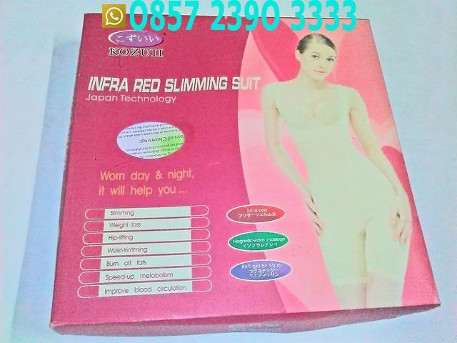 Pelangsing Wanita Infra Red Slimming Suit CNS5722
