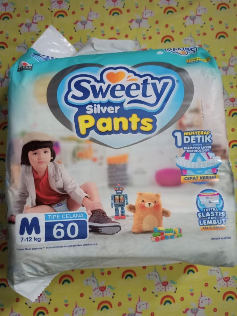 Pempers sweety pants