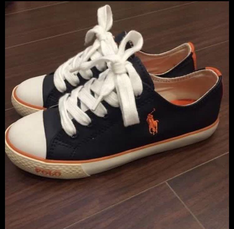 Polo 女童鞋
