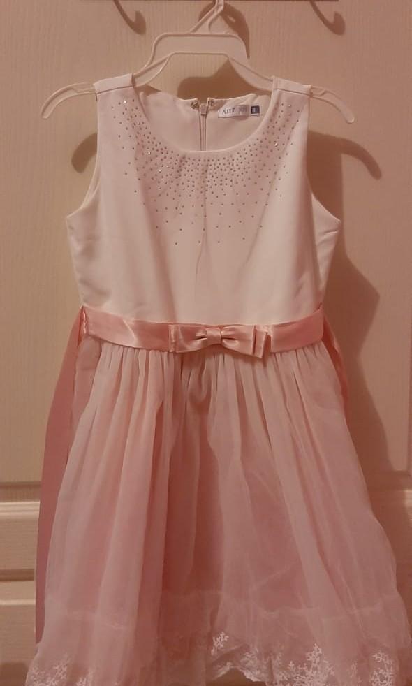 Preloved dress anak merk AllZ