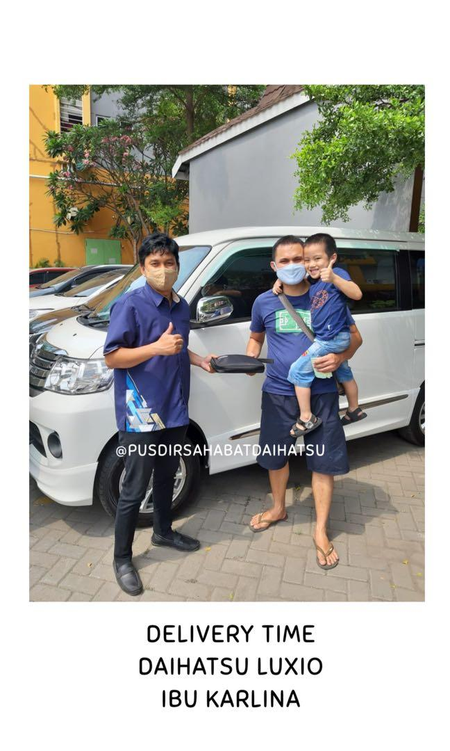 PROMO DP MURAH Daihatsu Luxio mulai 20 jutaan. Daihatsu Fatmawati