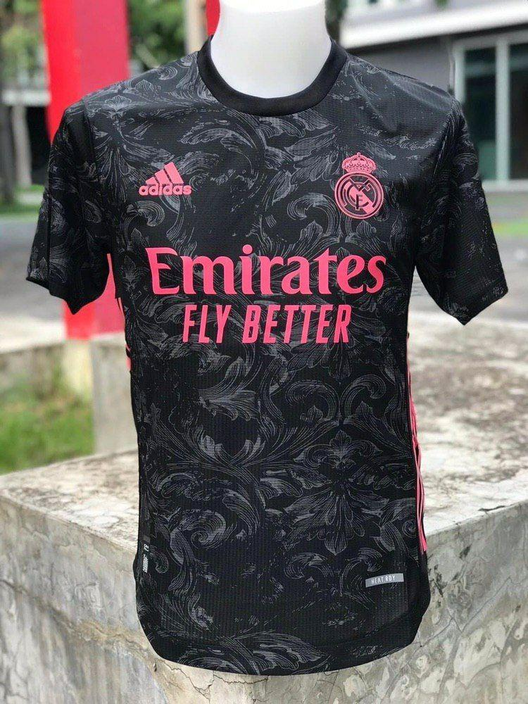 Real madrid third 20/21 player issue