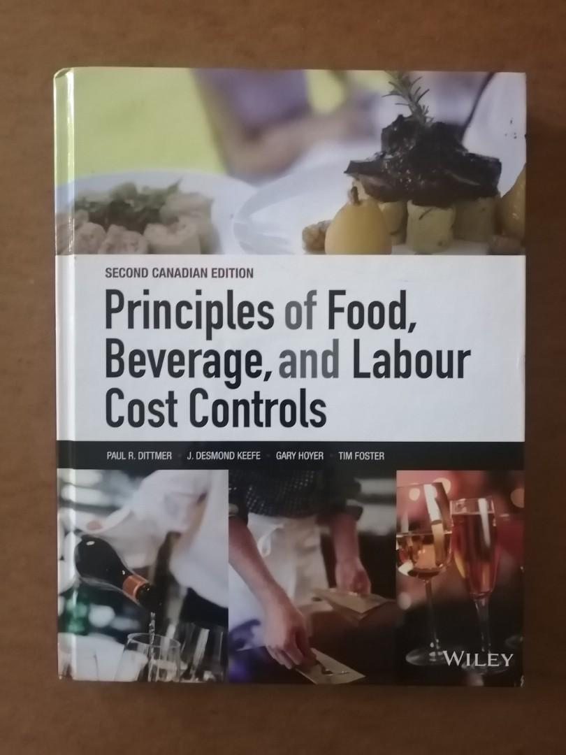 Restaurant Essential Textbook