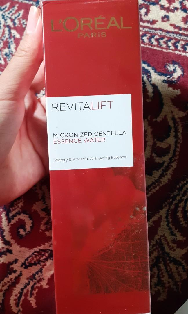 Revitalift micronized centella essence