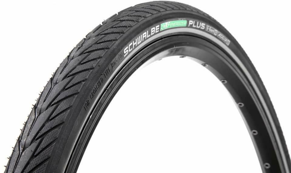 SCHWALBE ENERGIZER PLUS BICYCLE TIRE