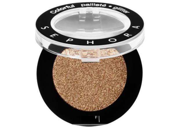 Sephora eye shadow glitter holiwod calling
