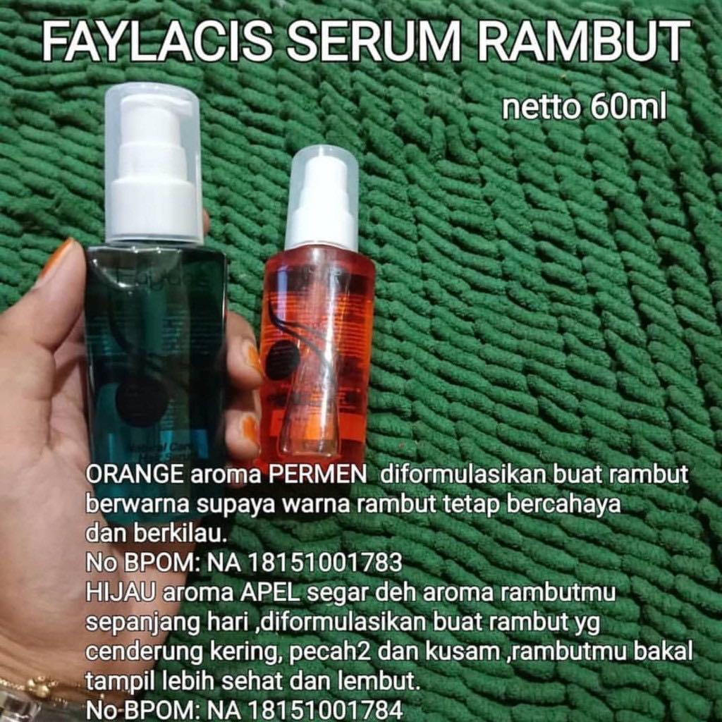 Serum Rambut faylacis