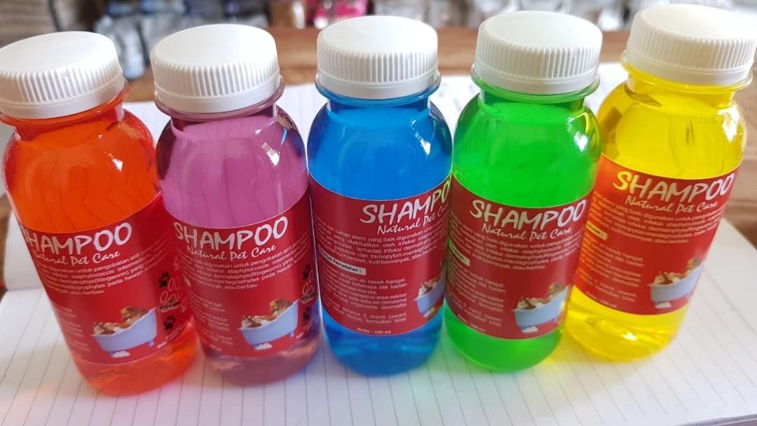 Shampoo Natural pet care
