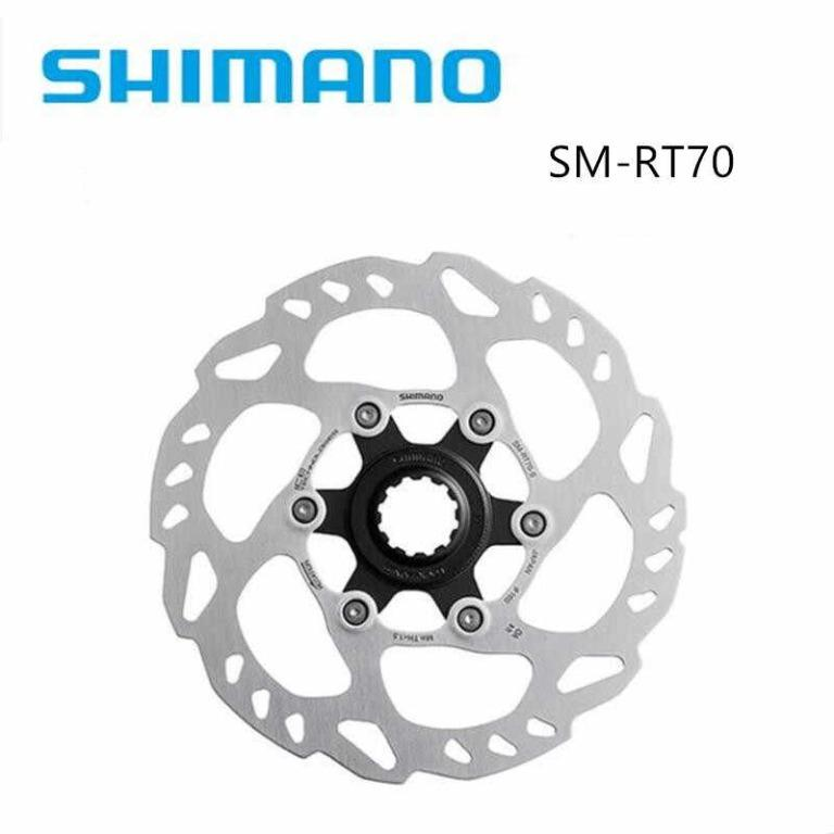 Shimano SM-RT70 105 SLX Ice Tech Centre Lock Disc Rotor 140/160/180/203mm