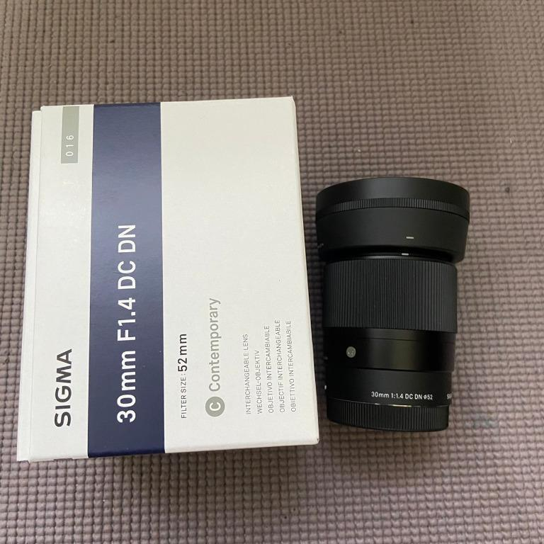 Sigma 30mm F1.4 DC DN for Sony E (公)