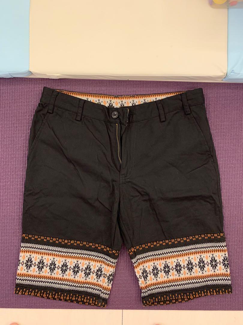 民族風褲子size:32