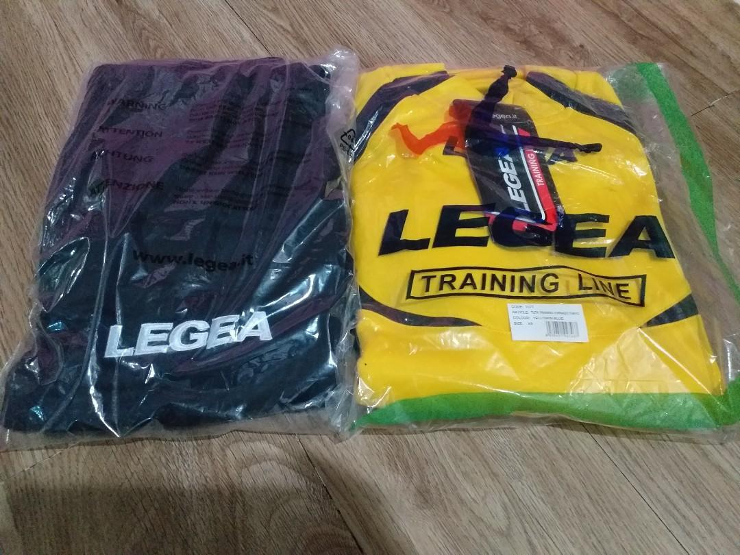 Size S : (New) Legea Sweat Suit