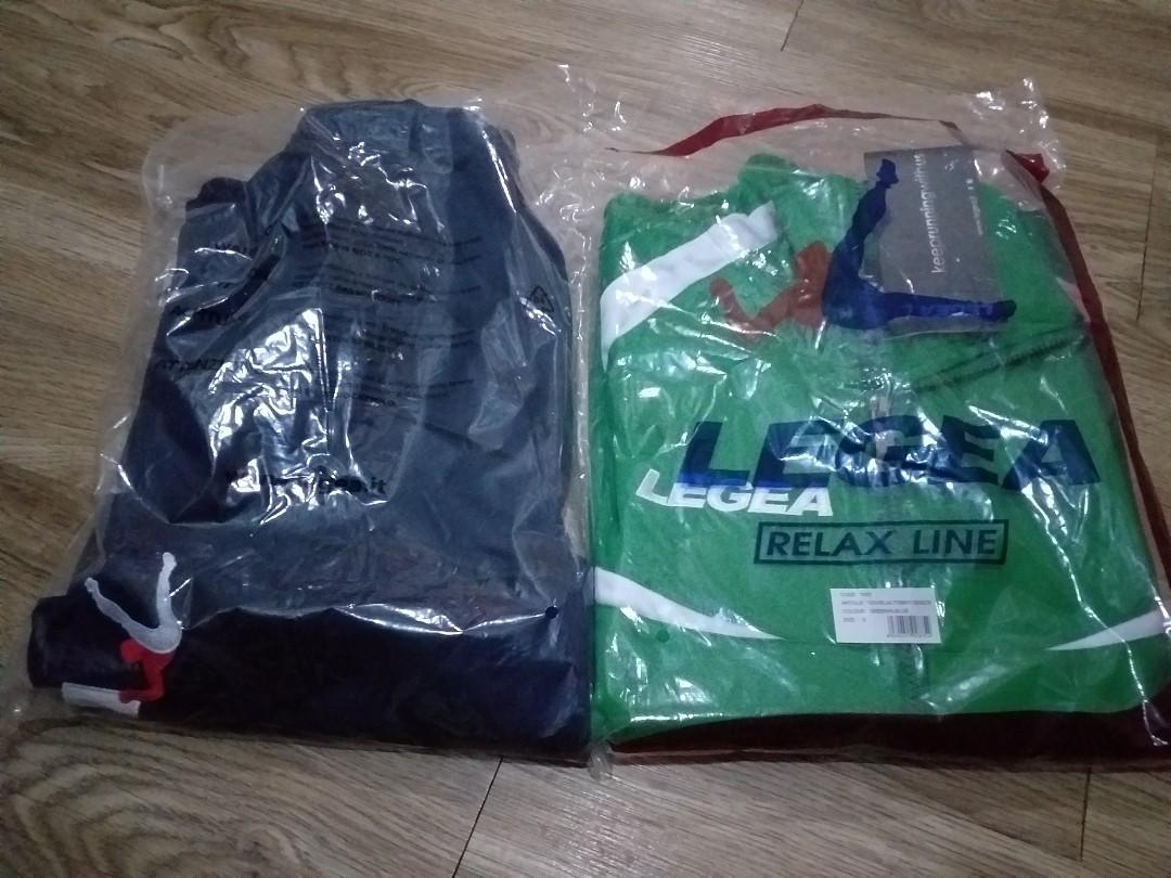 Size S : (New) Legea Training Suit