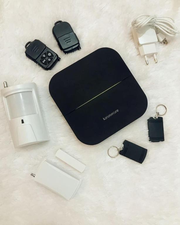 SmartHome Alarm Kanasecure W20