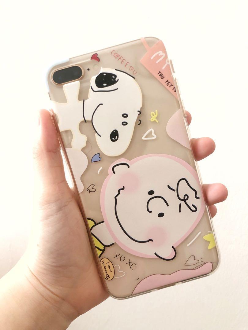 Soft Case Iphone 7+ / 8 plus