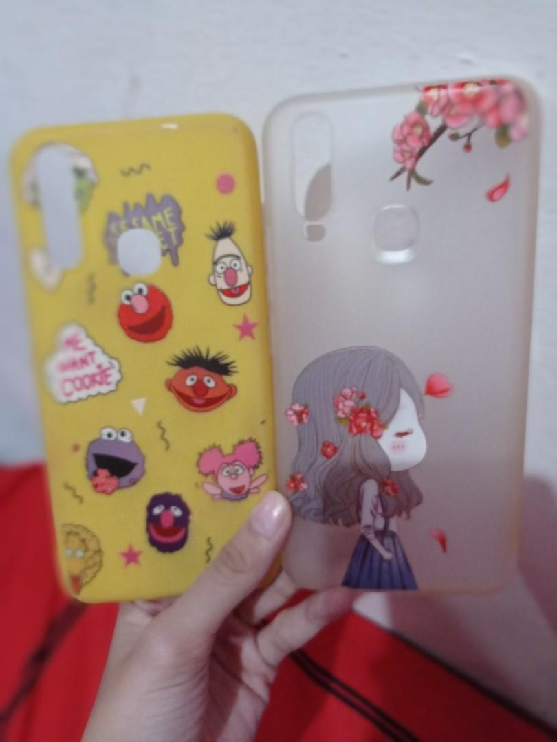 Softcase vivo y17
