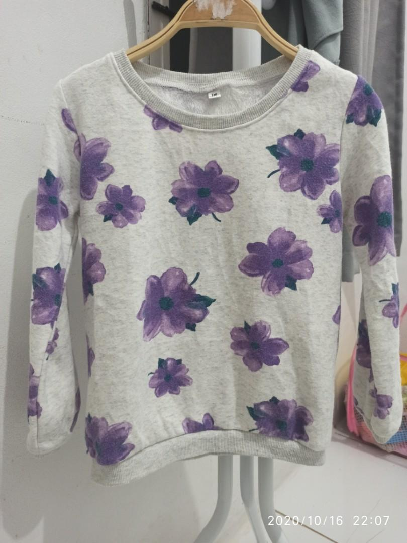 Sweater anak import