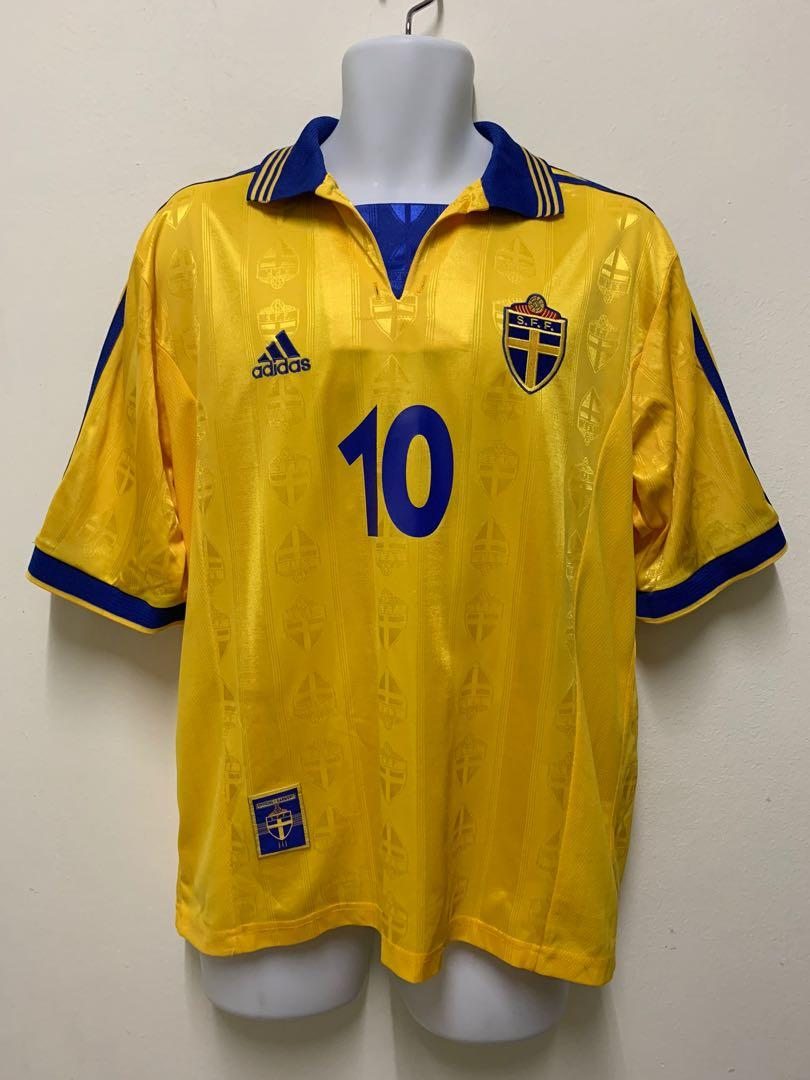 Sweden Jersey home 1999