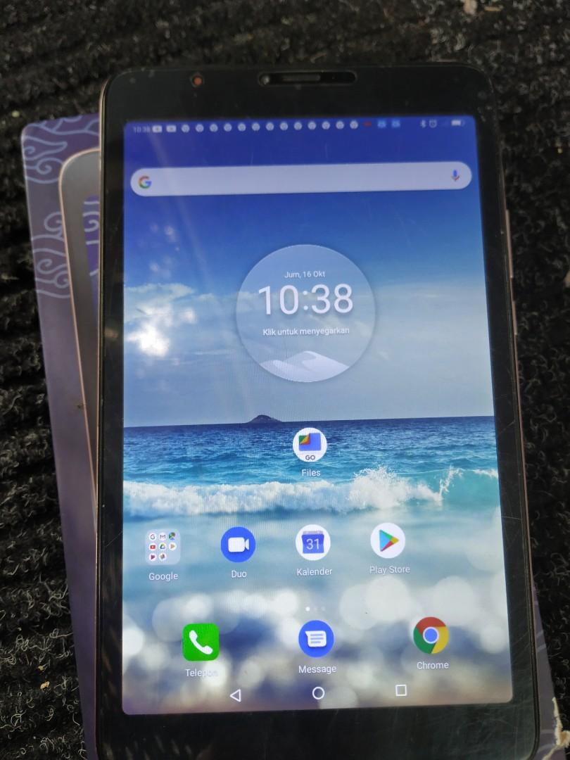 Tablet Advan 8001 Ram 3g