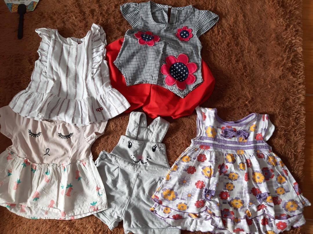 Take All Baju anak (untuk 1 tahun)