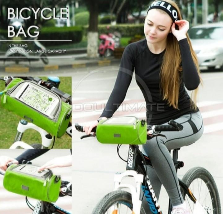 Tas sepeda depan