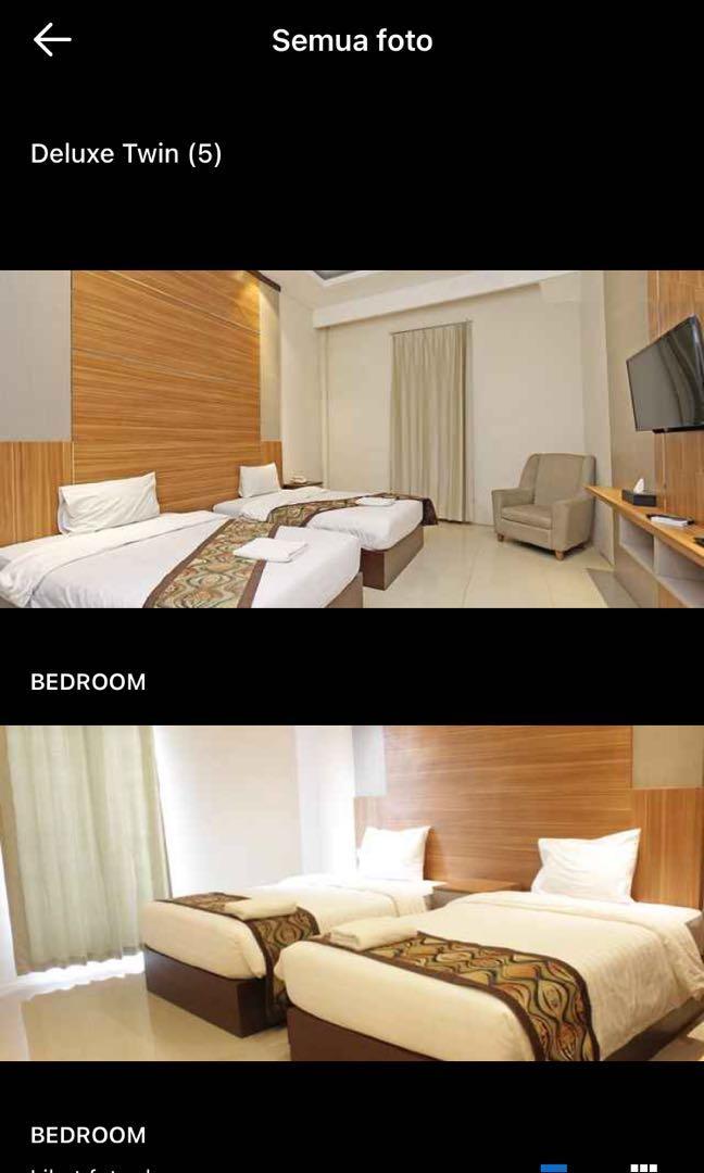 Voucher hotel Bogor bumi katulampa 17-18 Oktober