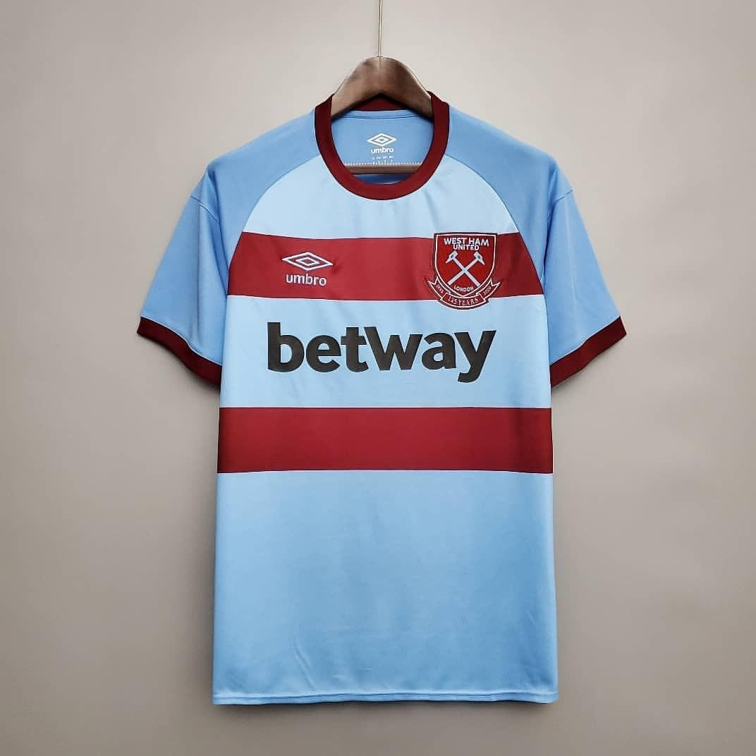 West Ham United Away 20/21 Fans Issue Jersey
