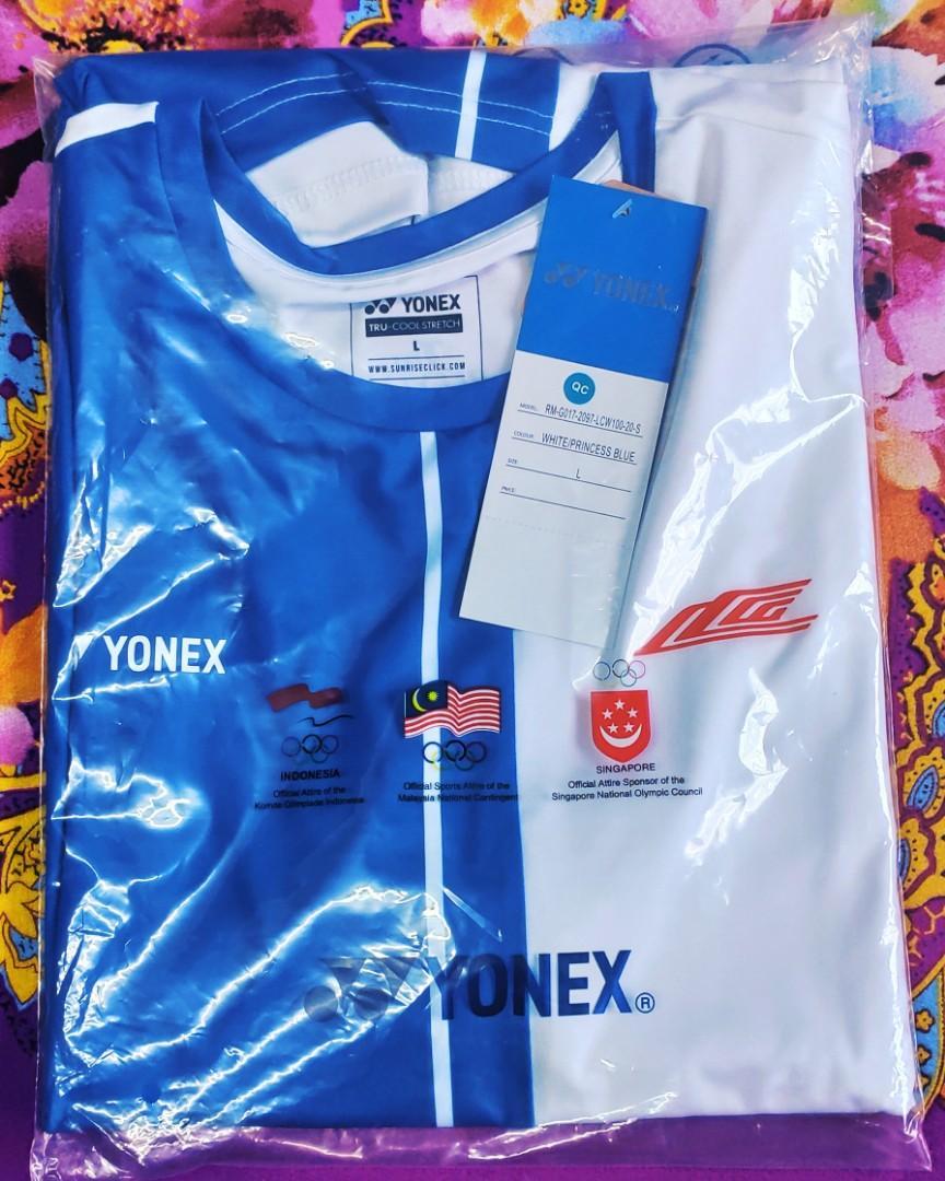 Yonex T-Shirt Limited Edition Lee Chong Wei