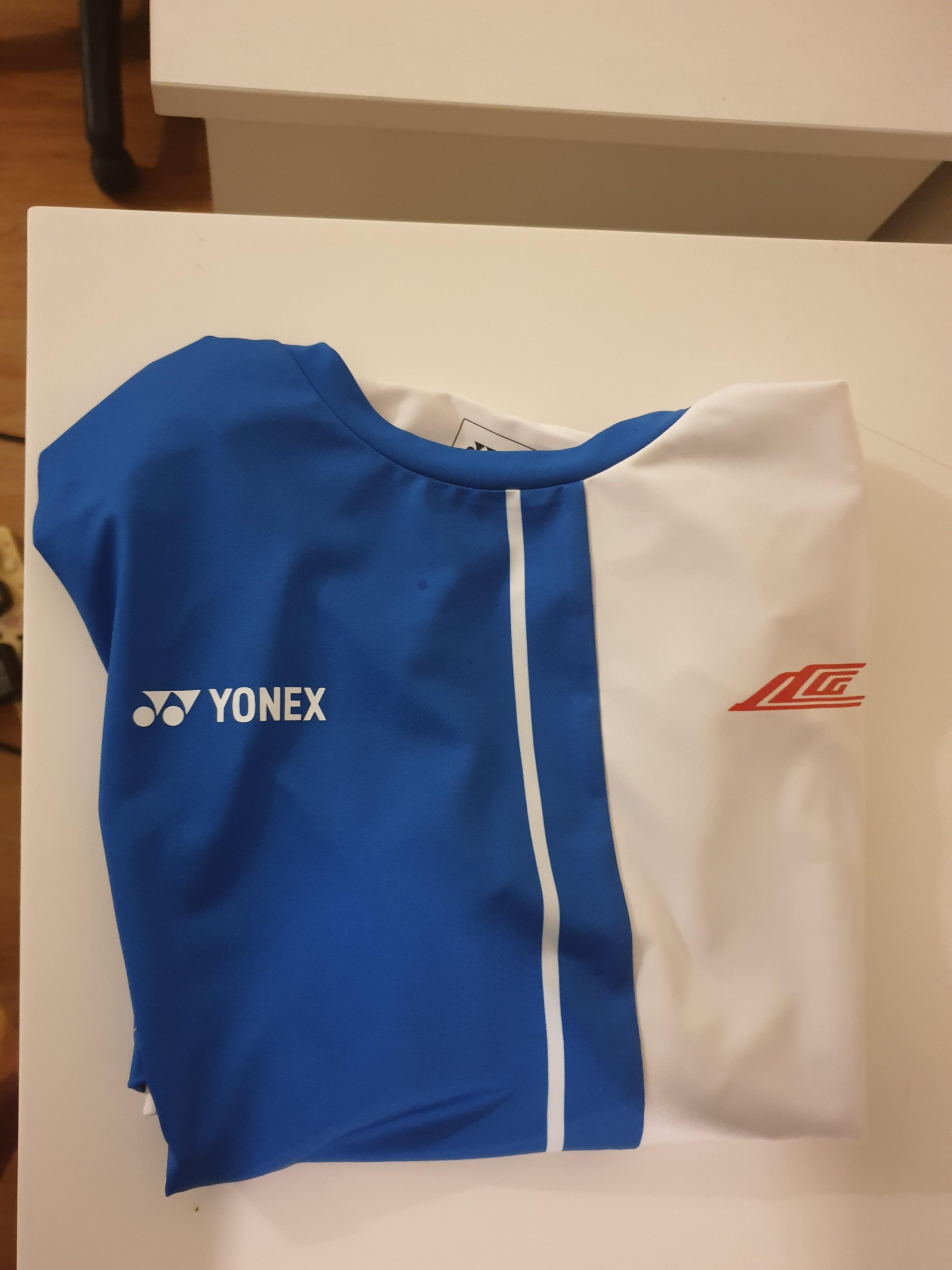 YONEX x Lee Chong Wei x 100 Plus Limited Edition