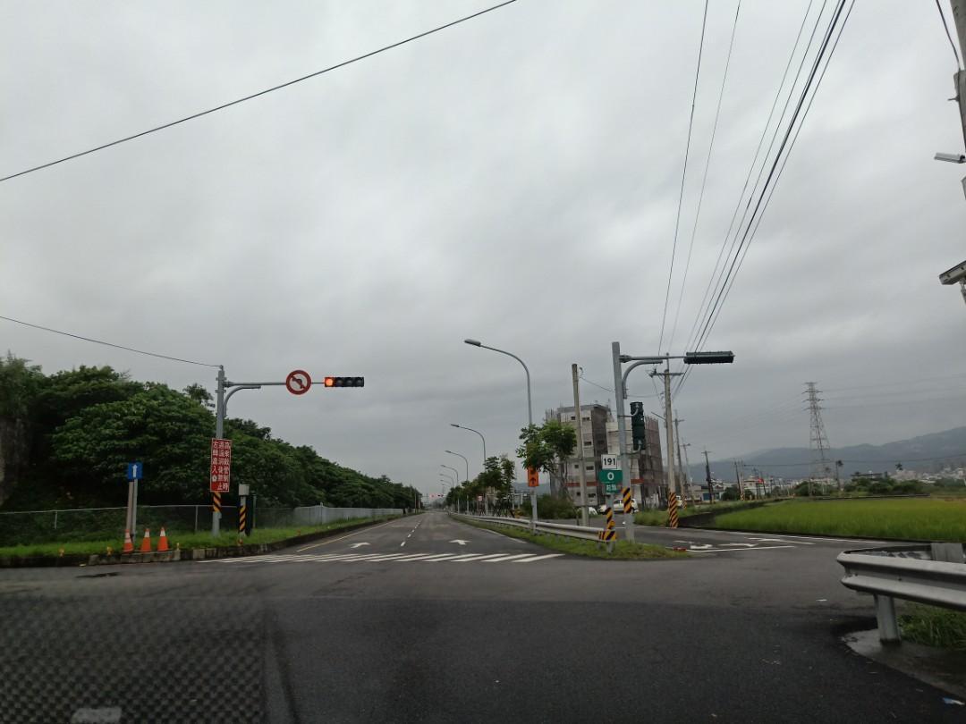 宜蘭礁溪金車蘭花園旁雙面路建地