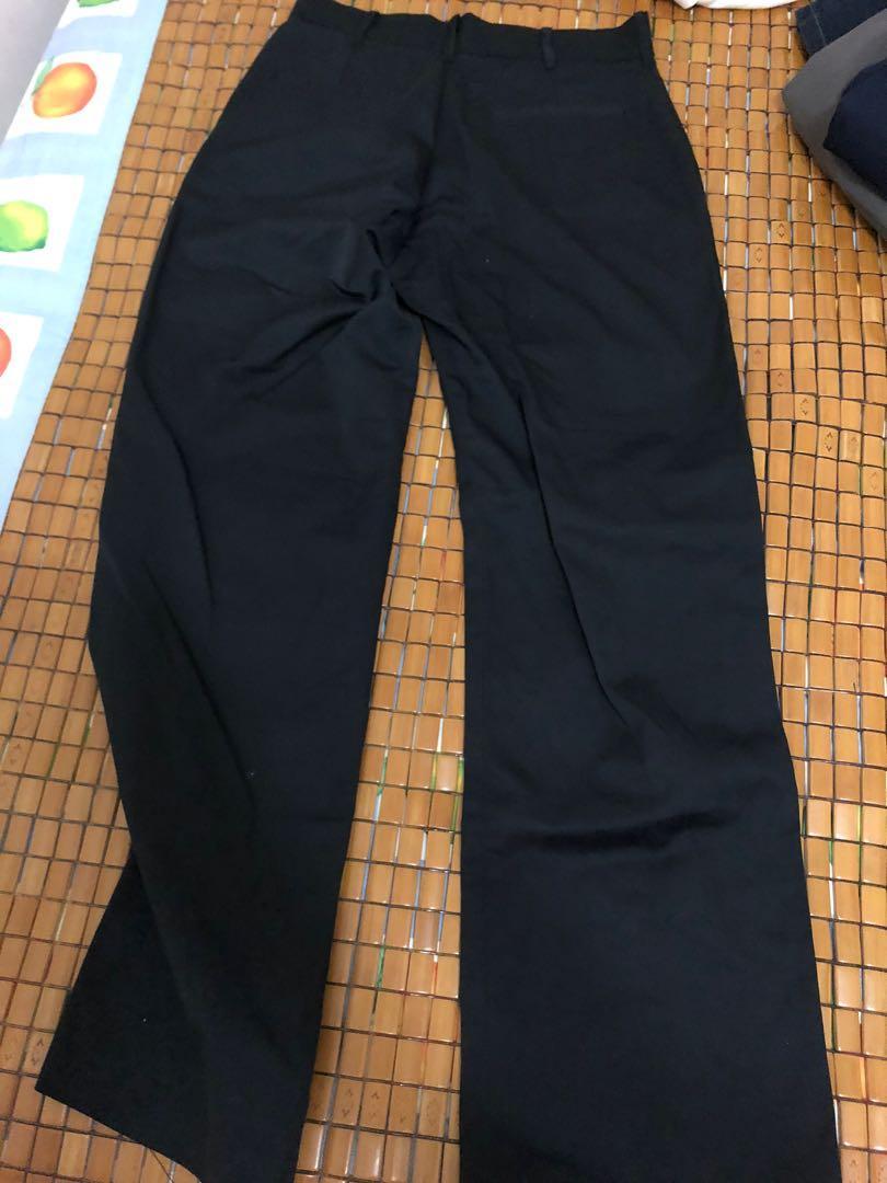 黑色西裝褲