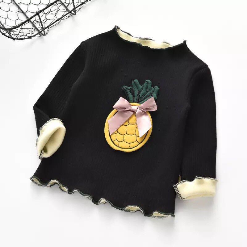 女童毛衣洋裝 加厚保暖上衣 13號