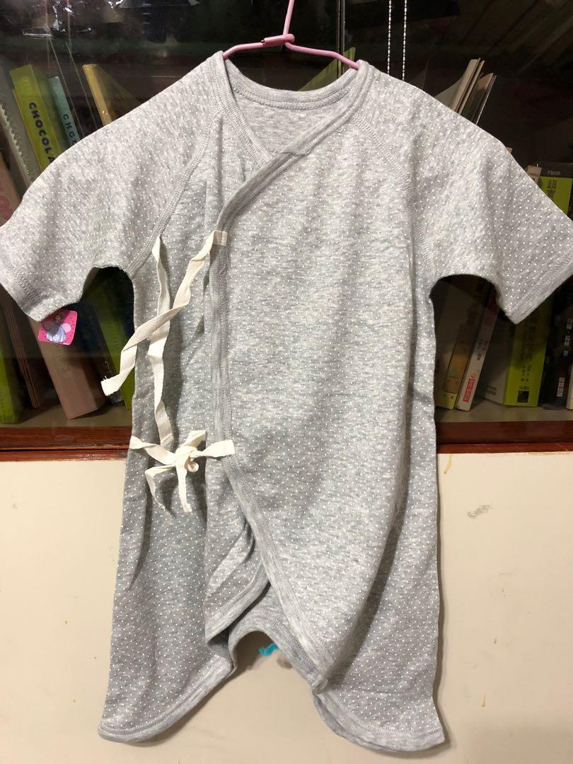 初生嬰兒紗布衣 和尚服
