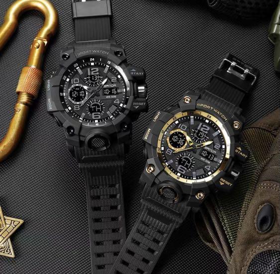 黑科技 多功能 經典腕錶