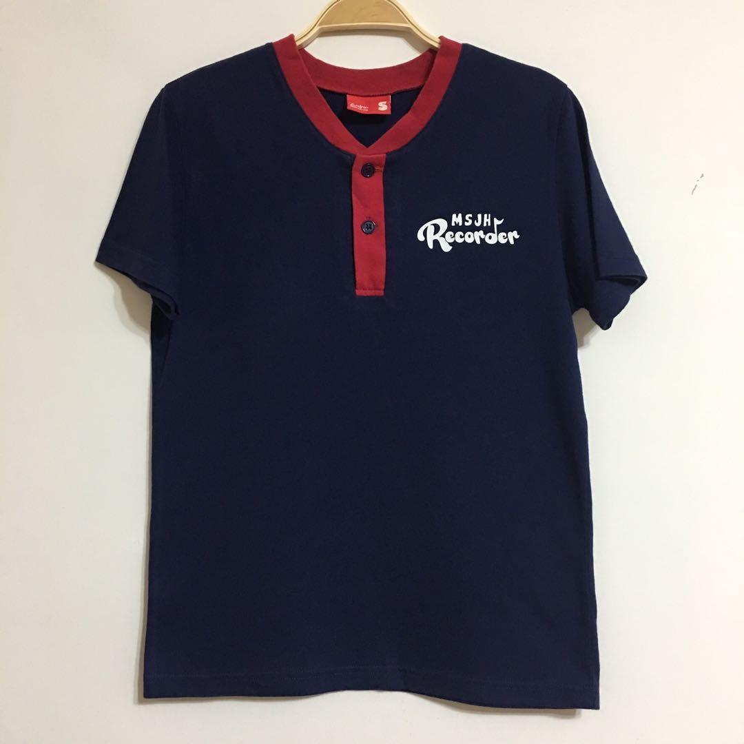純棉 T-shirt T恤 短袖上衣