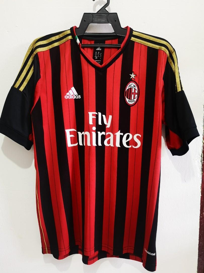 Ac Milan Home kit 2013/14