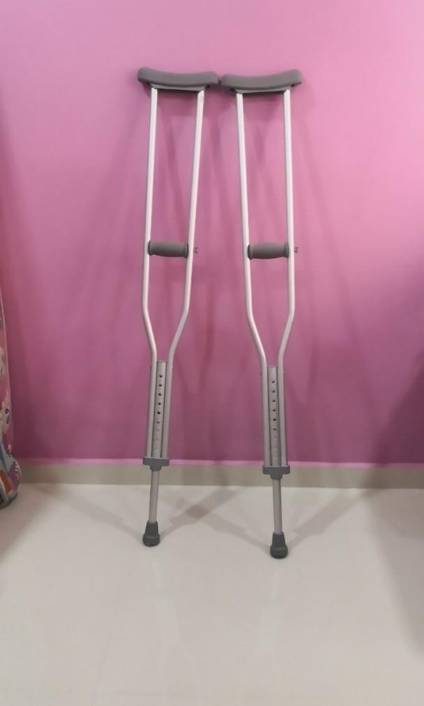 Aluminium Crutches